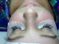Eyelashes Extension full set for $60.00