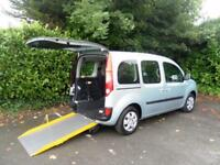 Renault Kangoo 1.5dCi Exp WAV Wheelchair Accessible Vehicle*Power Ramp&winch*