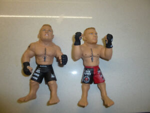 UFC Figures - Various, Loose, NM condition