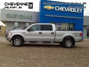 2009 Ford F-150 4WD CREW CAB  *FORD 4X4*