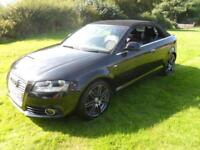 Audi A3 Cabriolet 1.9TDI 2009MY S Line