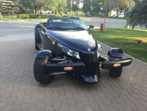 Classy Plymouth Prowler