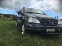 Mercedes ML 190km CERTIFIED ON SPECIAL