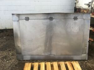 Stainless Steel Tank / Butcher Equipment