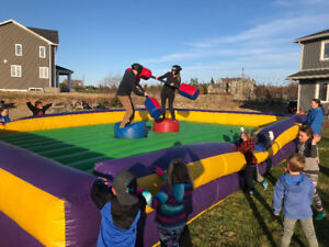 For Rent: Inflatable Gladiator Arena/Jousting Ring