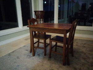 Children's table and chair set - wooden. Custom made for you! Kitchener / Waterloo Kitchener Area image 5