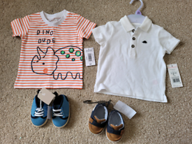 *BARGAIN BUNDLE* Baby boy clothes 3-6 months rompers summer