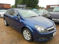 2009 59 VAUXHALL ASTRA 1.6 DESIGN 3D 115 BHP COUPE