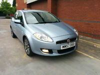 Fiat Bravo 1.4 Active. ALLOYS. A/C. CD/AUX. RCL. E/W. E/M. WARRANTY. 6 SPEED. SH