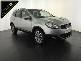 2013 NISSAN QASHQAI+2 TEKNA DCI 7 SEATER 1 OWNER SERVICE HISTORY FINANCE PX