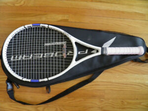 bridgestone ladies tennis racket, tungsten power body