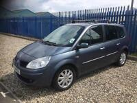 2008 Renault Grand Scenic 1.9dCi ( 130bhp ) Dynamique - 7 SEATS - 7 STAMPS