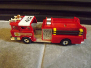 1980 Corgi Mack CF Fire Pumper