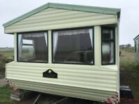 A range of static caravans for sale on or off site