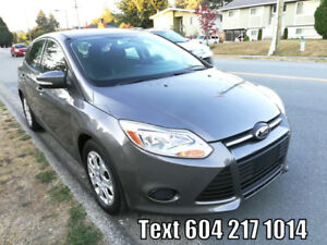 2013 Ford Focus Hatchback ONLY 84000 kilometers