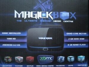 Magic Box FREE TV & MOVIES  WHY PAY FOR CABLE