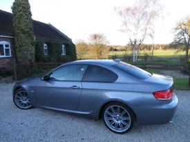 L@@K 2008 BMW 320-D M SPORT COUPE ANY PART X IS WELCOME