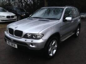 BMW X5 3.0D AUTO SPORT * LEATHER * PAN ROOF*DIESEL*SATNAV*