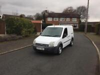 Ford Transit Connect 1.8TDCi 75PS Euro IV T220 SWB L 12 months M.O.T