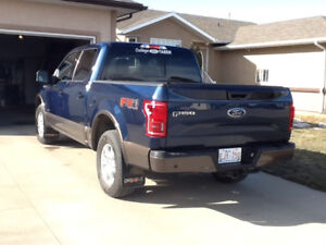 2017 Ford F-150 SuperCrew Lariat 501a Pickup Truck