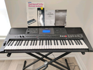 Yamaha Digital Keyboard Model PSR E453