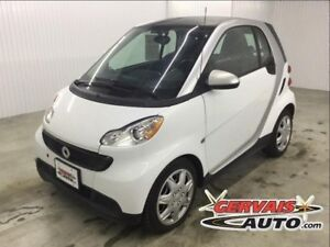 Smart fortwo Pure Navigation Cuir 2015