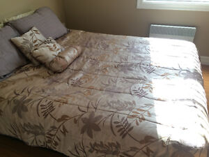 Comfortable Bed Less Than A Year Old For Sale