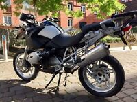 2007 (57) BMW R1200 GS - bargain price