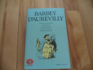 BARBEY D'AUREVILLY (COLLECTION BOUQUINS)