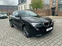 2016 BMW X4 2.0L XDRIVE20D M SPORT 4d AUTO 188 BHP Coupe Diesel Automatic