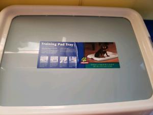Puppy Training Pad Tray
