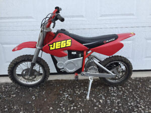 Razor MX500 36V 500W Electric Dirt Bike