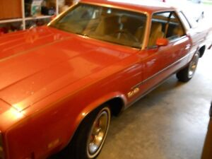 1977 Oldsmobile Cutlass Salon Hardtop