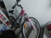 Bicyclette femme (fille)
