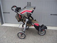 JEEP LIBERTY STROLLER - HEAVY DURTY - IDEAL FOR FALL!