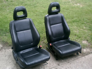 Acura Integra Leather seats front and rears