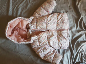Baby winter jacket 6-9 months