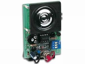 Velleman Mini-Kit MK113 Sound Generator Bausatz