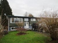NEW LISTING: 4 bedroom family home in Chilliwack
