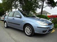 FORD FOCUS 1.8 TDi 90 2003 LX COMPLETE WITH M.O.T HPI CLEAR INC WARRANTY