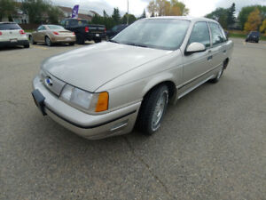 1989 Ford Taurus SHO - low mileage, no rust