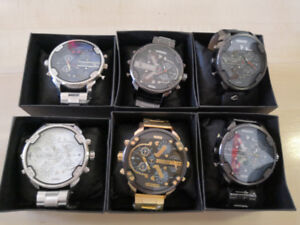 New 1to1 Copy Diesel Watch DZ7333 Agrade Quality gshock seiko
