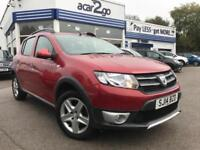 2014 Dacia SANDERO STEPWAY LAUREATE DCI Manual Hatchback