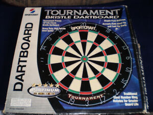 Bristle Dartboards and English Darts