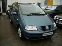 2001 Volkswagen Sharan 1.9 TDI PD SE 5dr