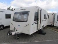 2012 Bailey Orion 440/4 - 1 owner with full service history