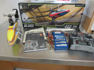 Blade 450 3D RTF Helicopter