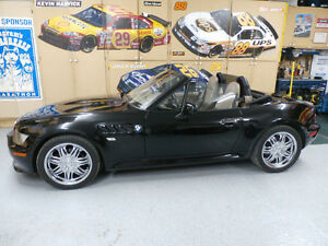 2001 BMW Z3 roadstore Convertible