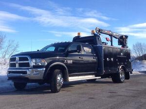 Mobile Heavy Duty Mechanic