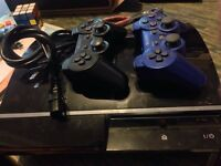 Playstation 3 60GB + games & controllers